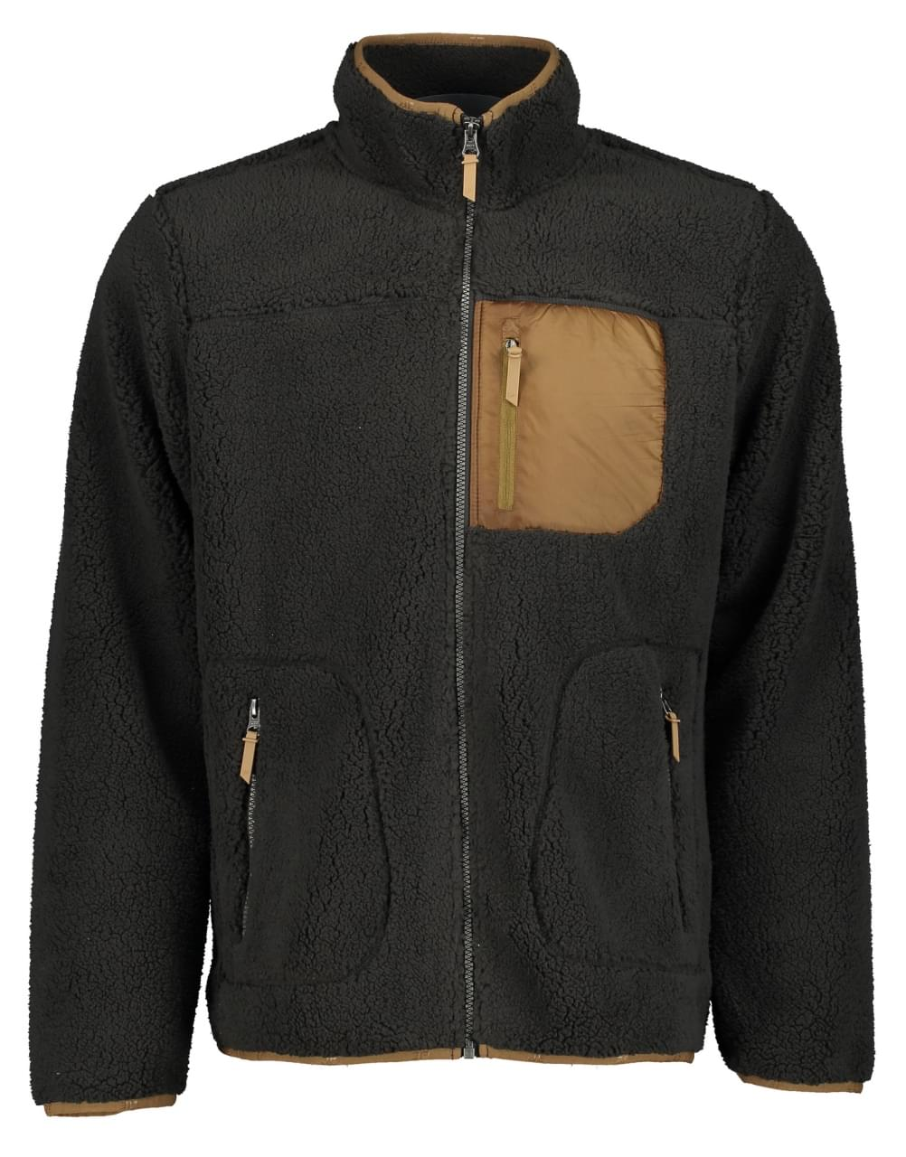 Icepeak Ep Amherst Fleece Jacket Dames Donkergroen