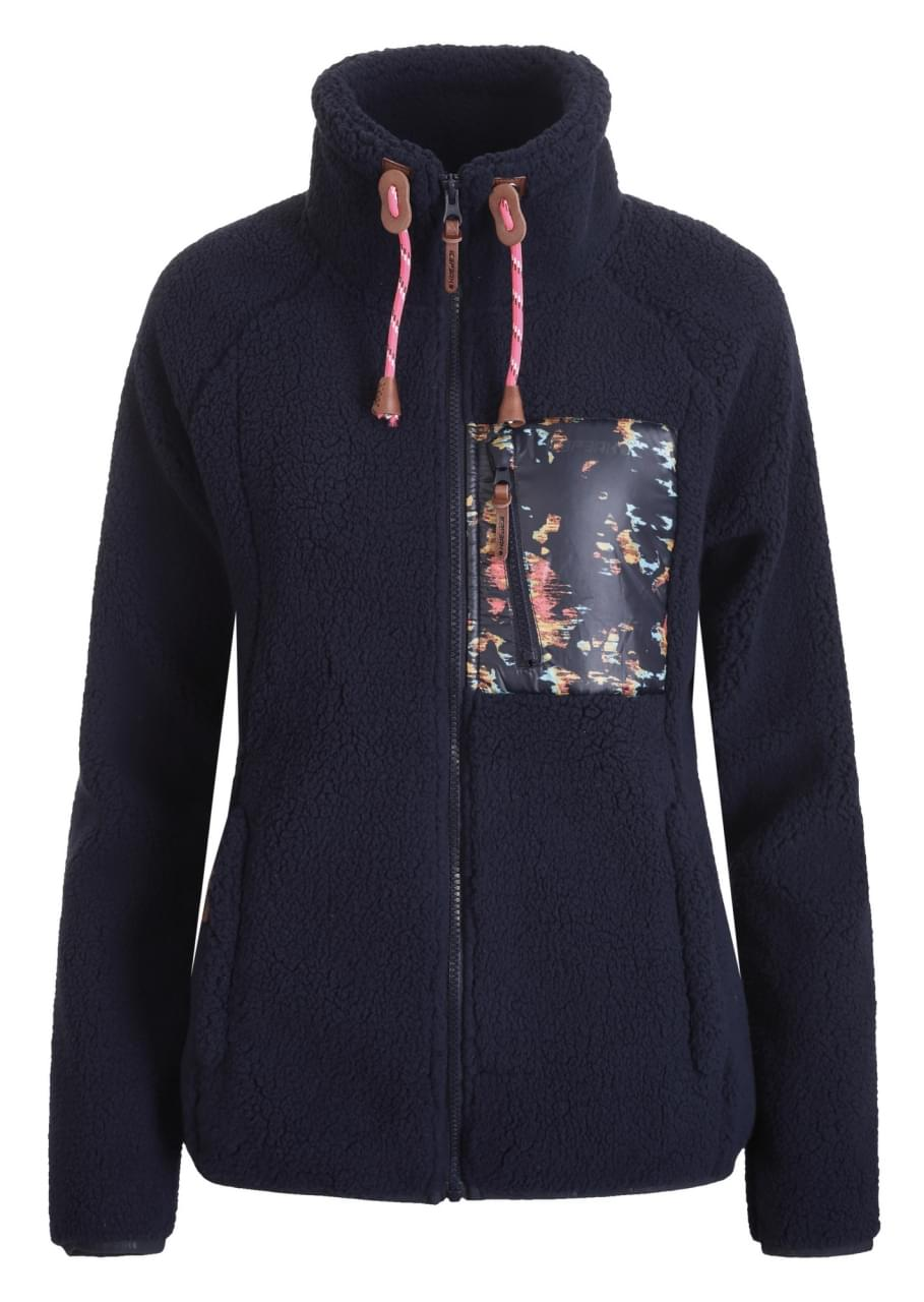 Icepeak Croix Fleece Jacket Dames Blauw