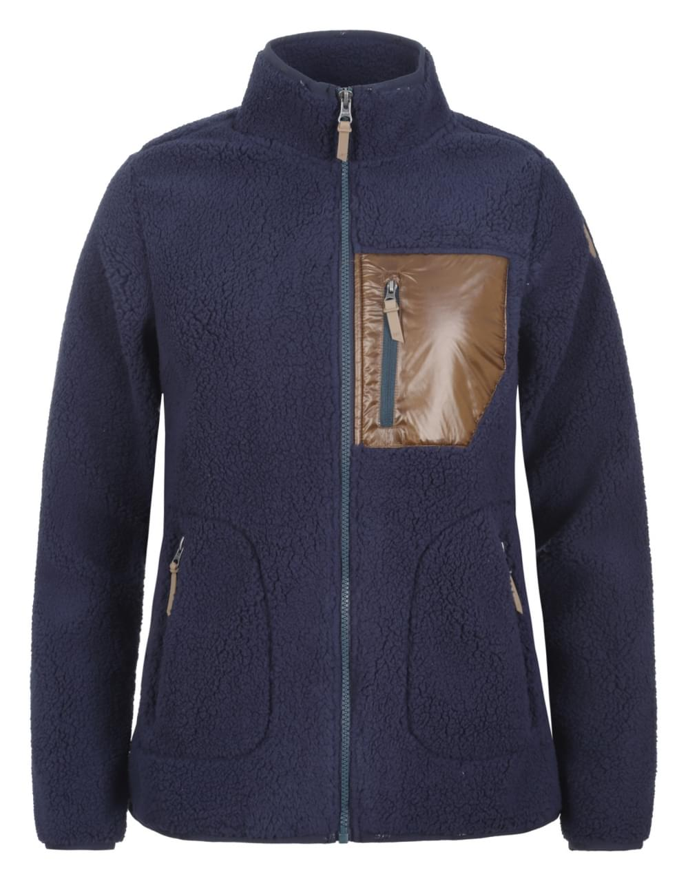 Icepeak Ep Andalusia Fleece Jacket Dames Blauw