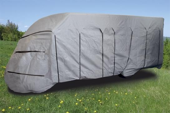 Eurotrail Camperhoes 400-450 cm - Grijs