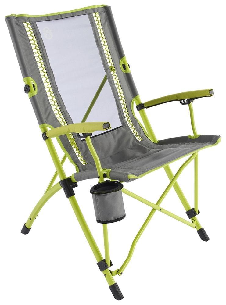 Coleman Bungee Chair Lichtgewicht Stoel - Groen