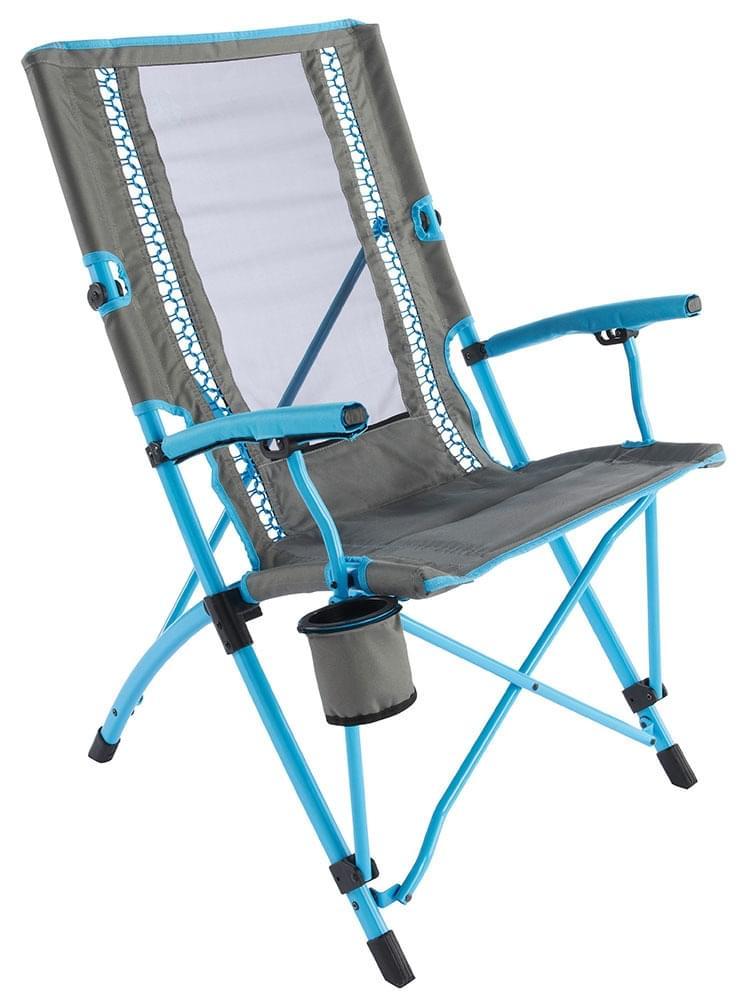 Coleman Bungee Chair Lichtgewicht Stoel - Blauw