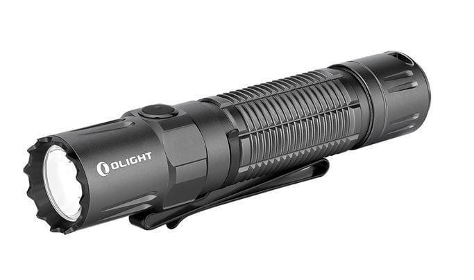 Olight M2R Pro Warrior Grey Limited Edition Zaklamp
