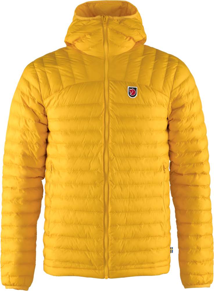Fjallraven Expedition Latt Isolatiejas Heren Geel