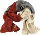 Fjallraven Re-Wool Sjaal Rood