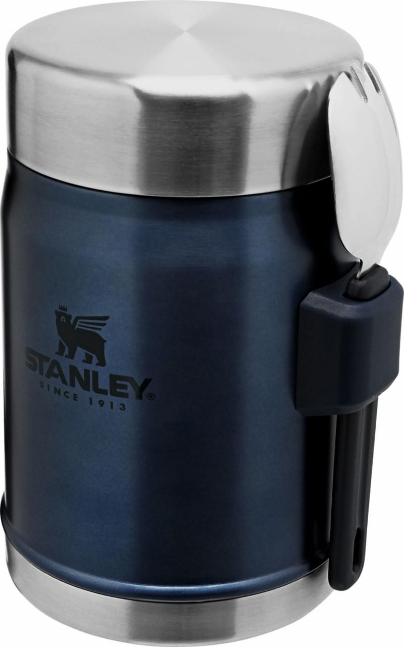 Stanley The Legendary Food Jar + Spork - Blauw