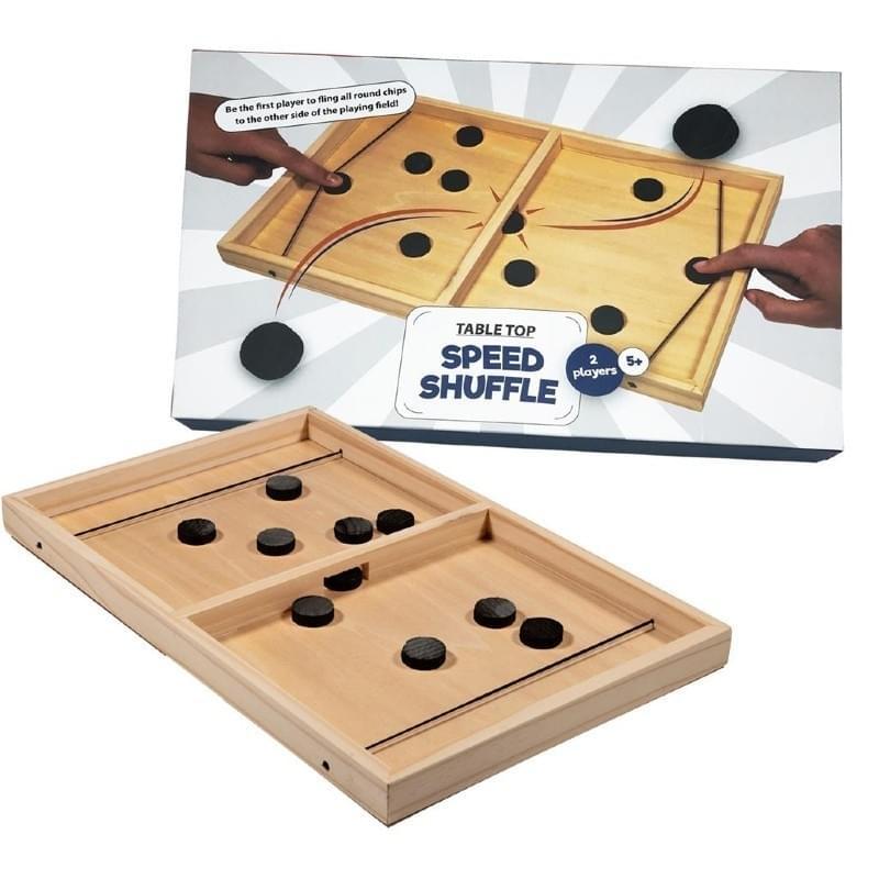 Clown Speed Shuffle Tabletop Spel