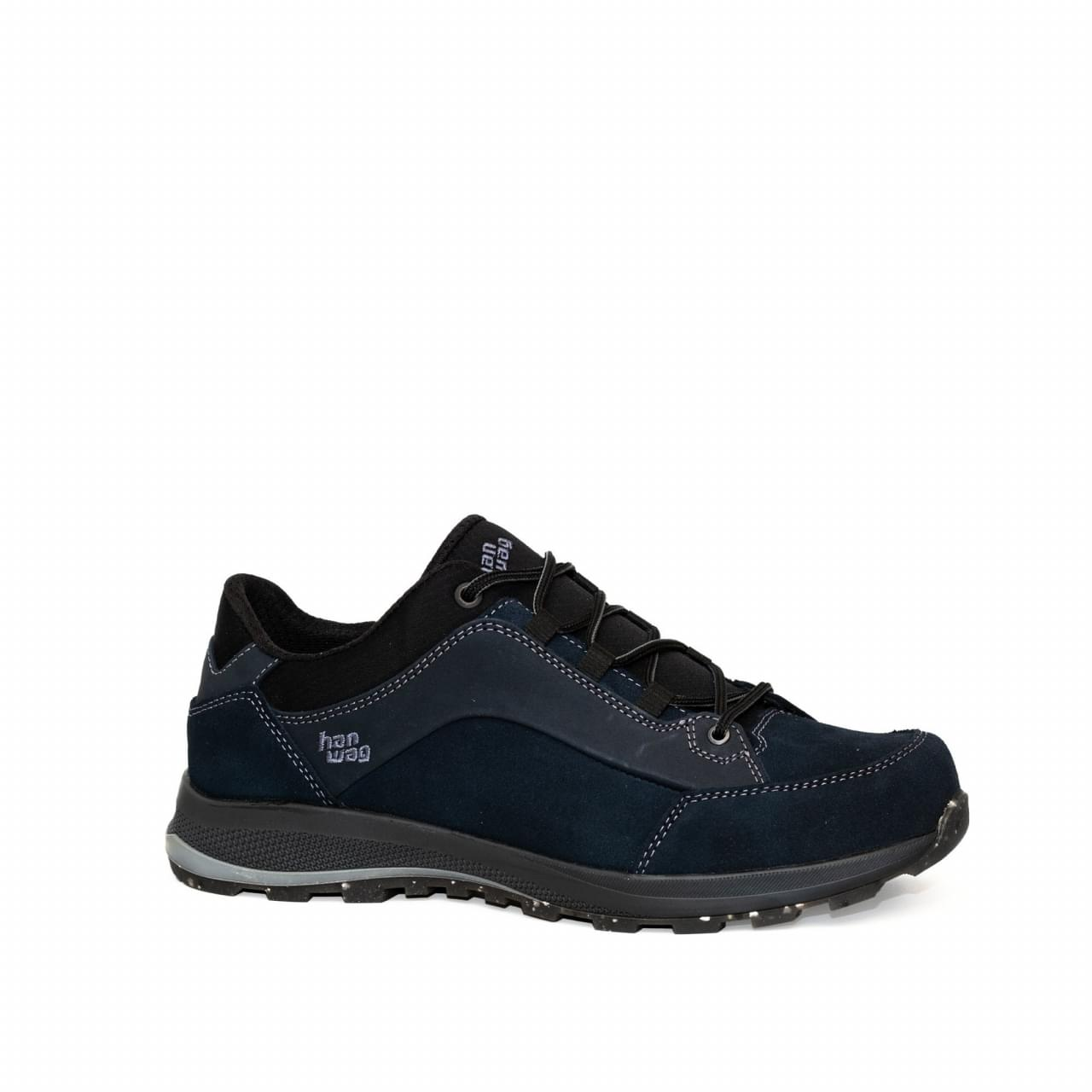 Hanwag Banks Low Bunion LL Wandelschoen Heren Blauw
