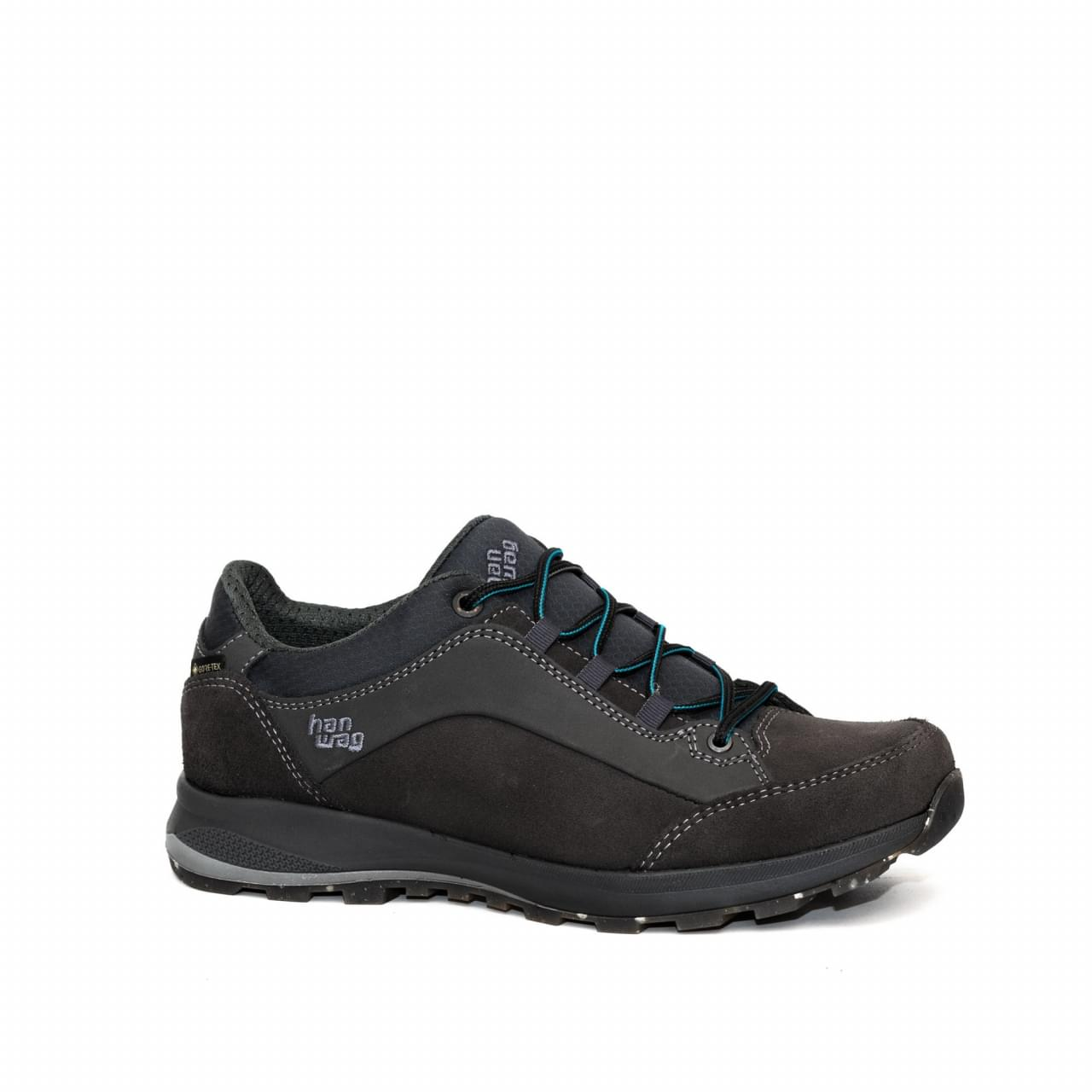 Hanwag Banks Low Lady GTX Wandelschoen Dames Grijs