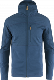 Fjallraven Abisko Trail Fleece Jacket Heren Blauw