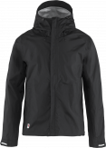 Fjallraven High Coast Hydratic Regenjas Heren Zwart