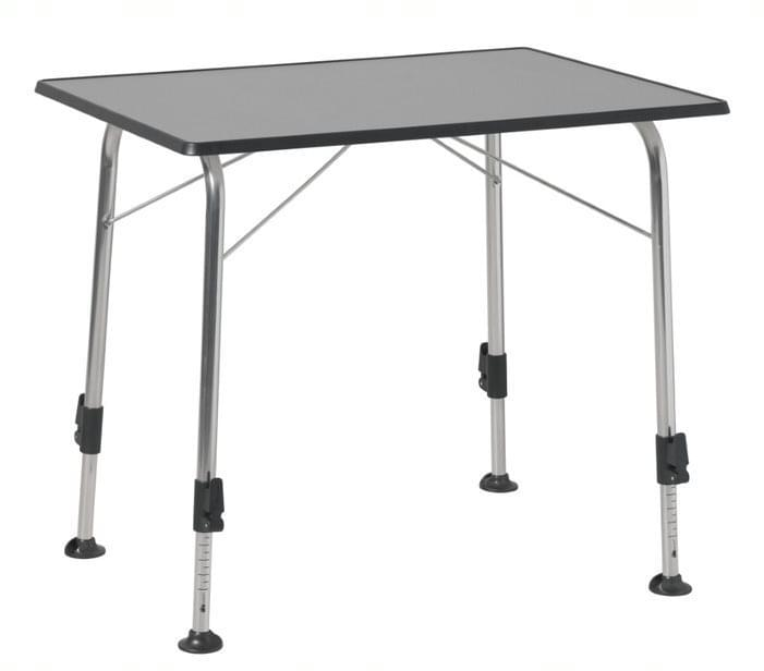 Dukdalf Stabilic 1 Luxe 80 x 60 cm Campingtafel Donkergrijs