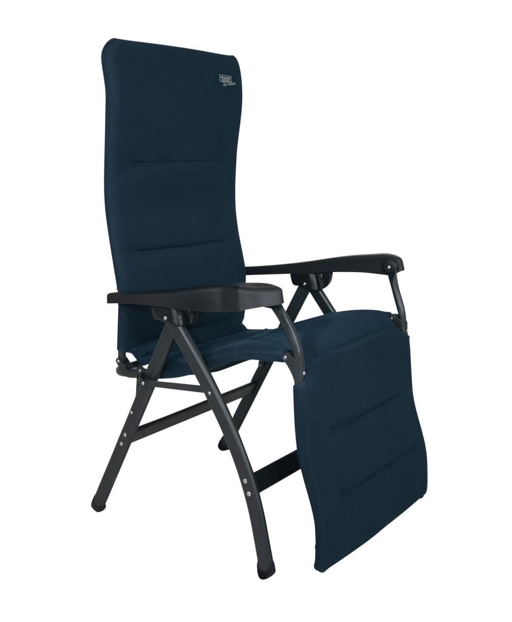 Crespo AP 242 Air deLuxe Relaxstoel Blauw