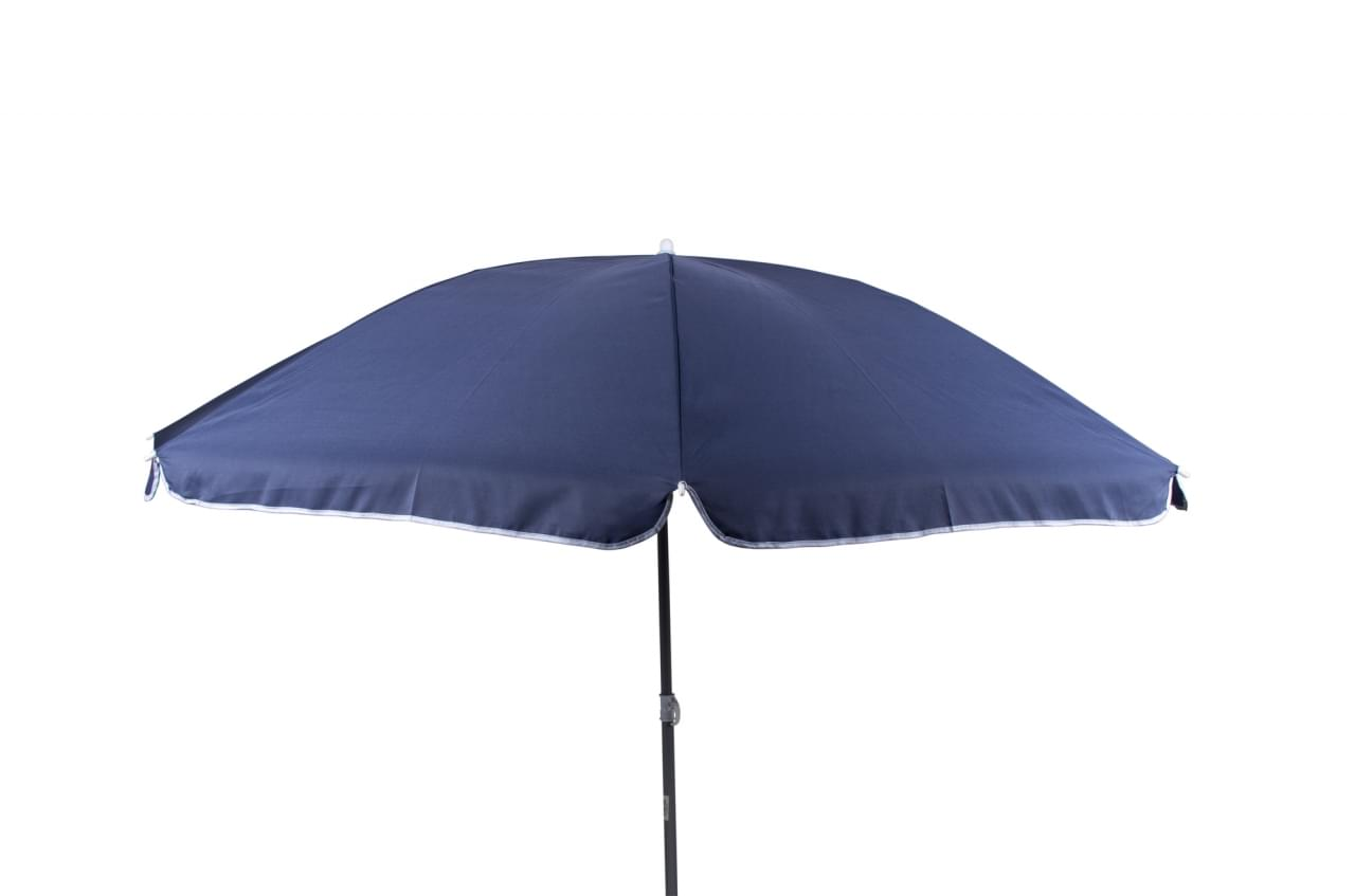 Bo-Camp Parasol met knikarm �250 Blauw