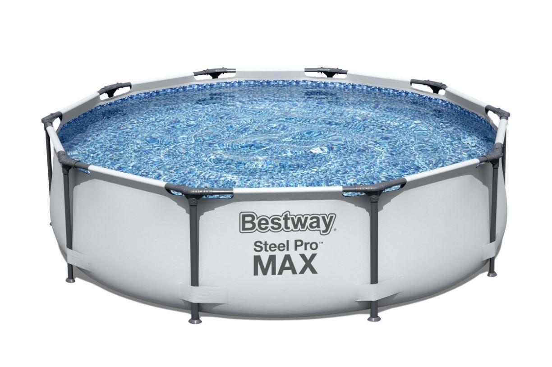 Bestway Zwembad Steel PRO MAX Set Rond 305