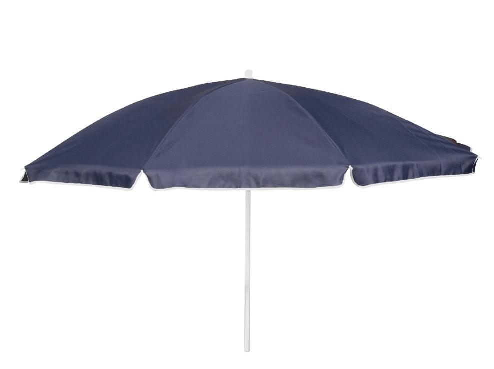 Bo-Camp Parasol Ø 165 Blauw