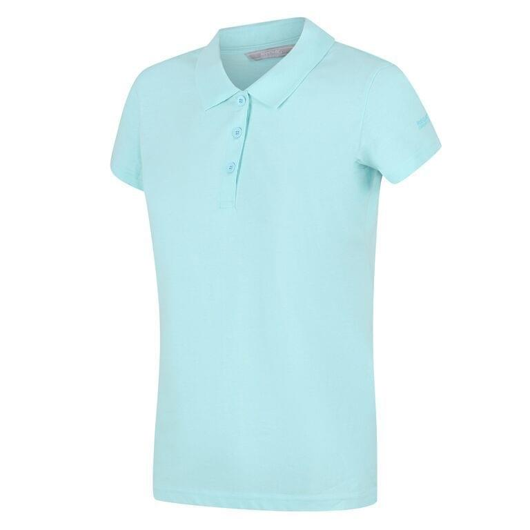 Regatta Sinton Poloshirt Dames Blauw