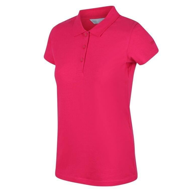 Regatta Sinton Poloshirt Dames Roze