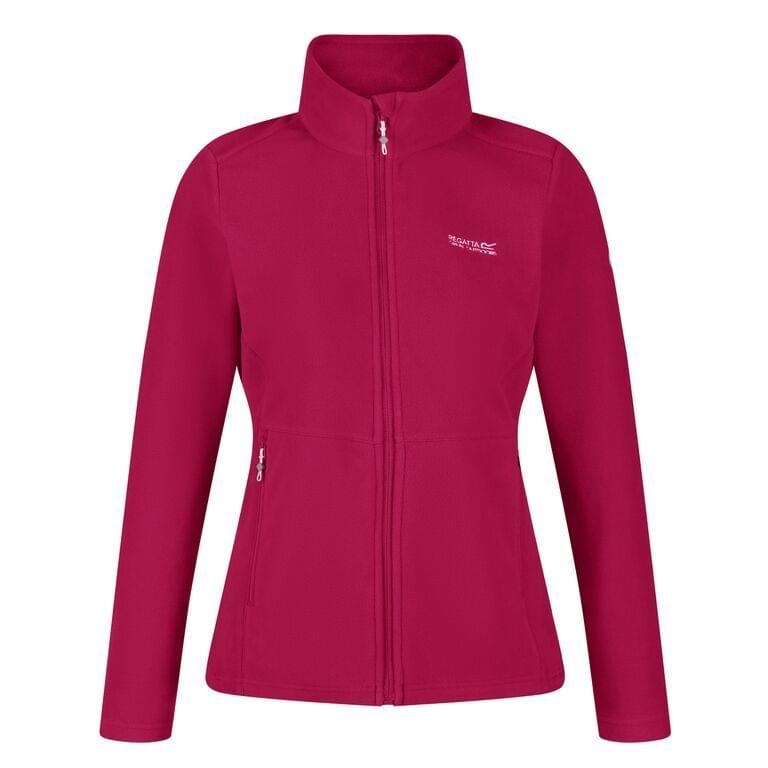 Regatta Floreo III Fleece Jacket Dames Roze
