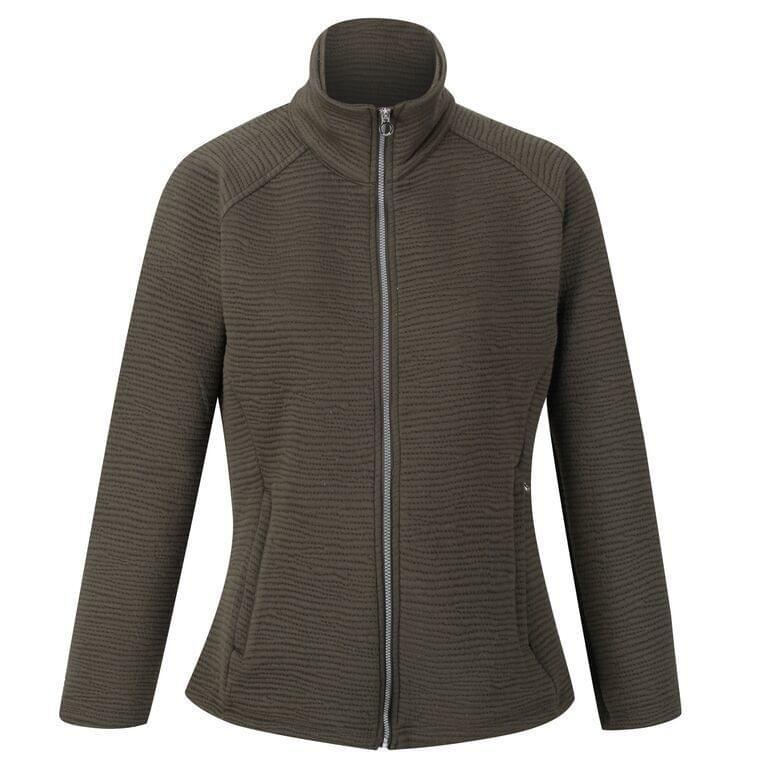 Regatta Sadiya Fleece Jacket Dames Groen