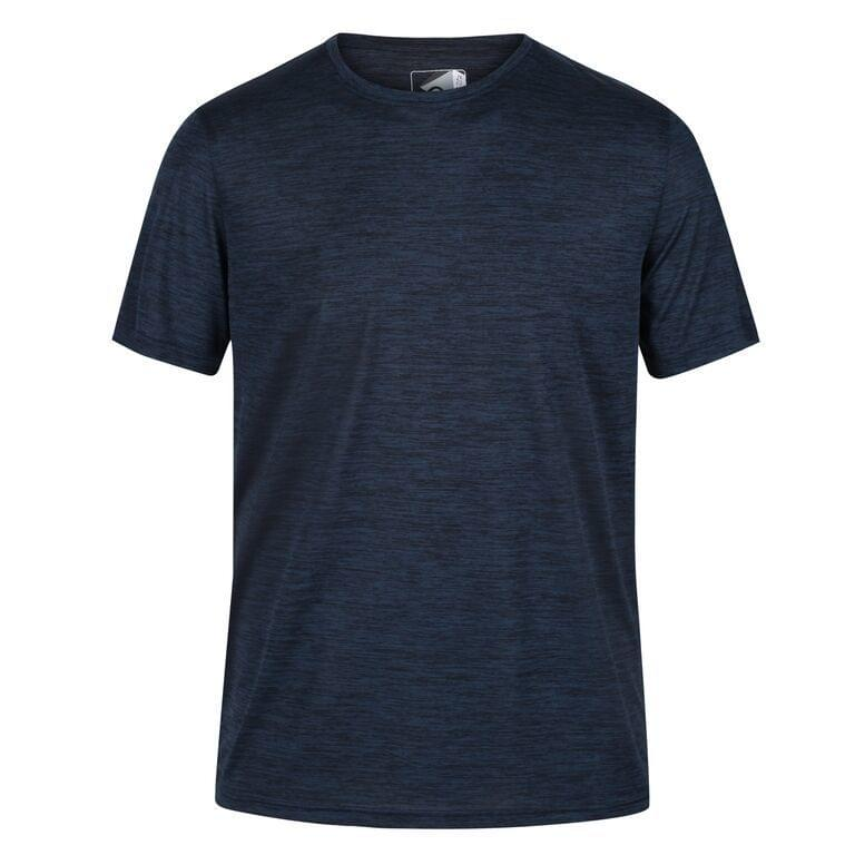 Regatta Fingal Edition T-Shirt Heren Blauw