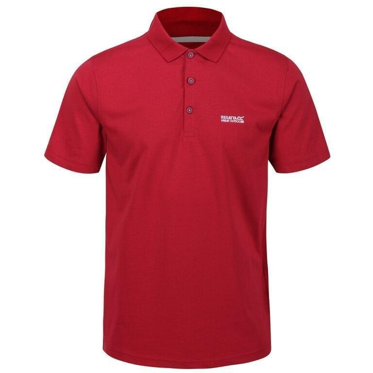Regatta Sinton Poloshirt Heren Rood