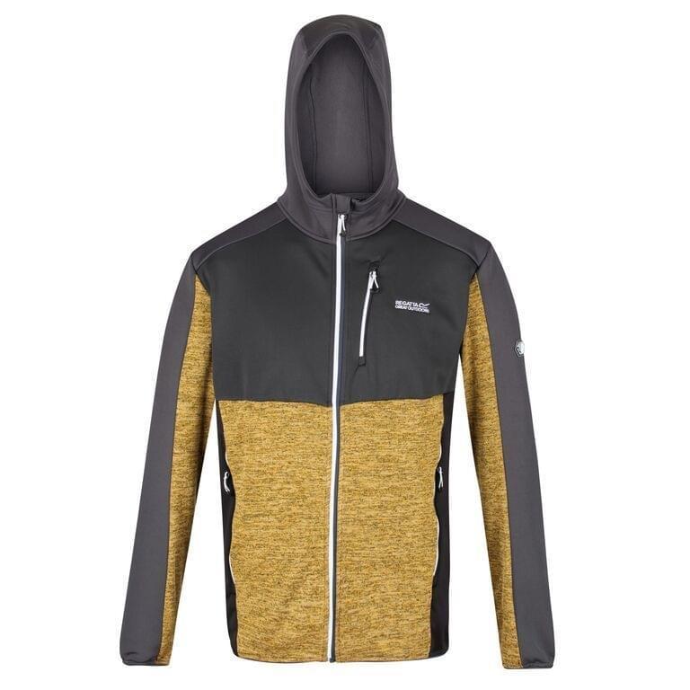 Regatta Cadford Fleece Jacket Heren Geel