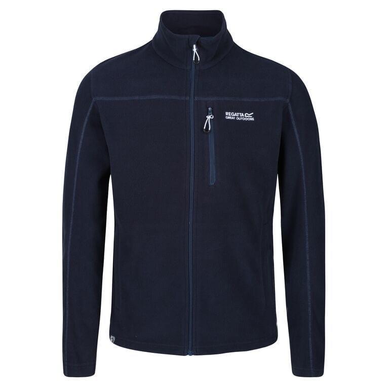 Regatta Fellard Fleece Jacket Heren Blauw