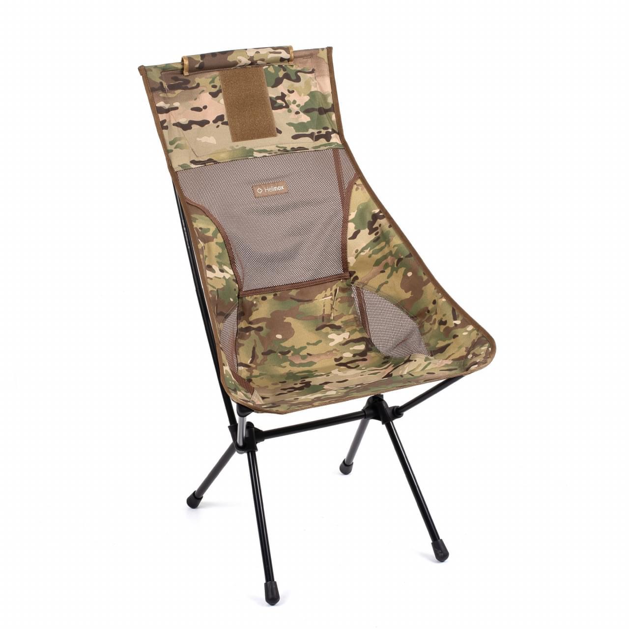 Helinox Sunset Chair Lichtgewicht Stoel Camouflage