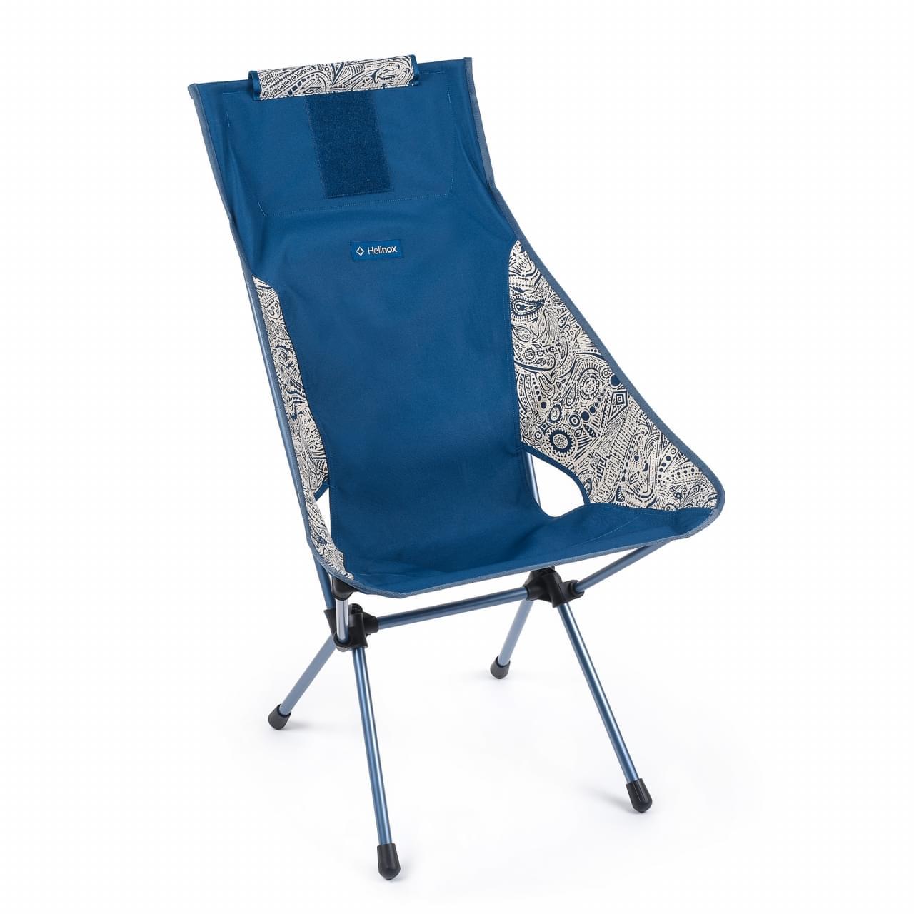 Helinox Sunset Chair Lichtgewicht Stoel Blauw