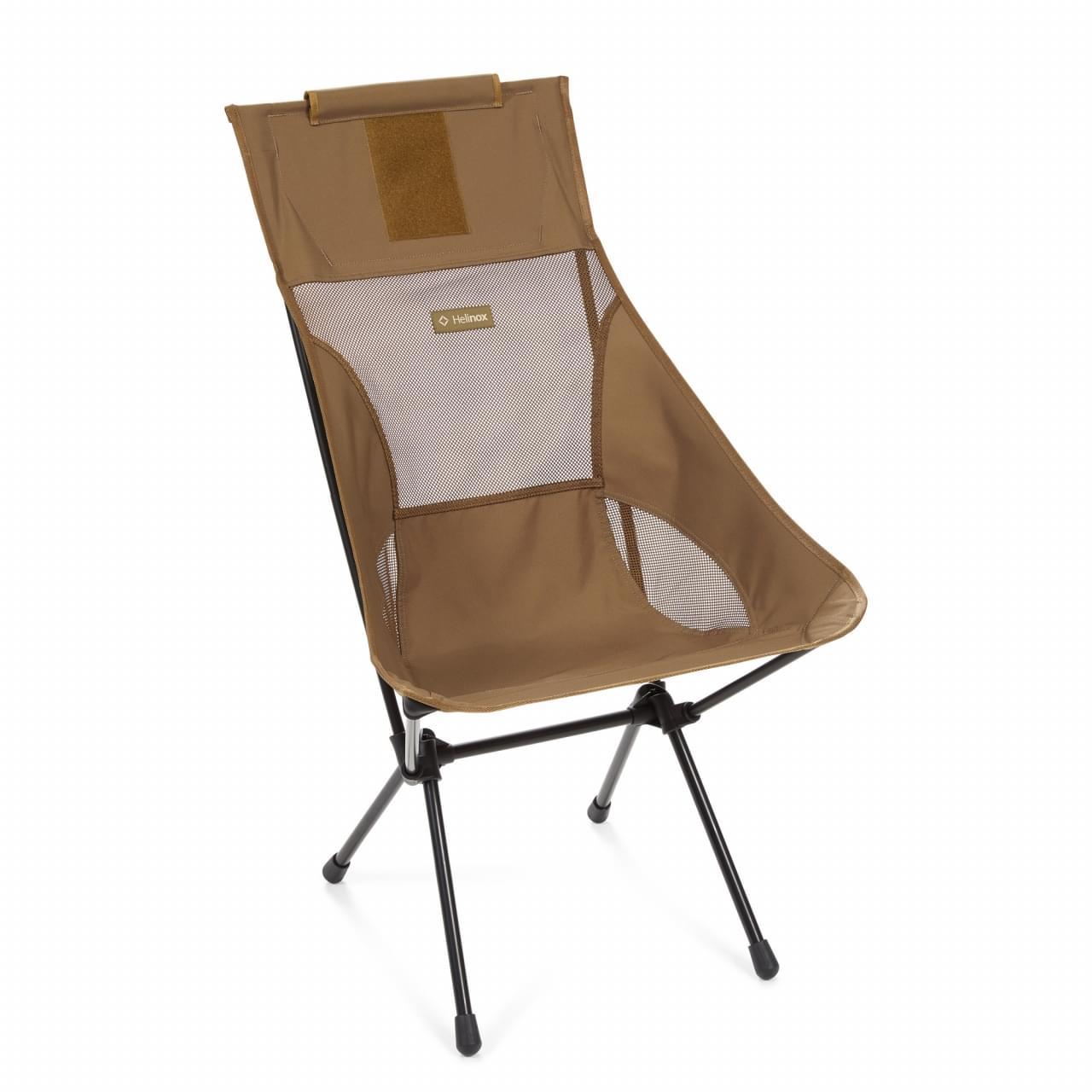 Helinox Sunset Chair Lichtgewicht Stoel Bruin