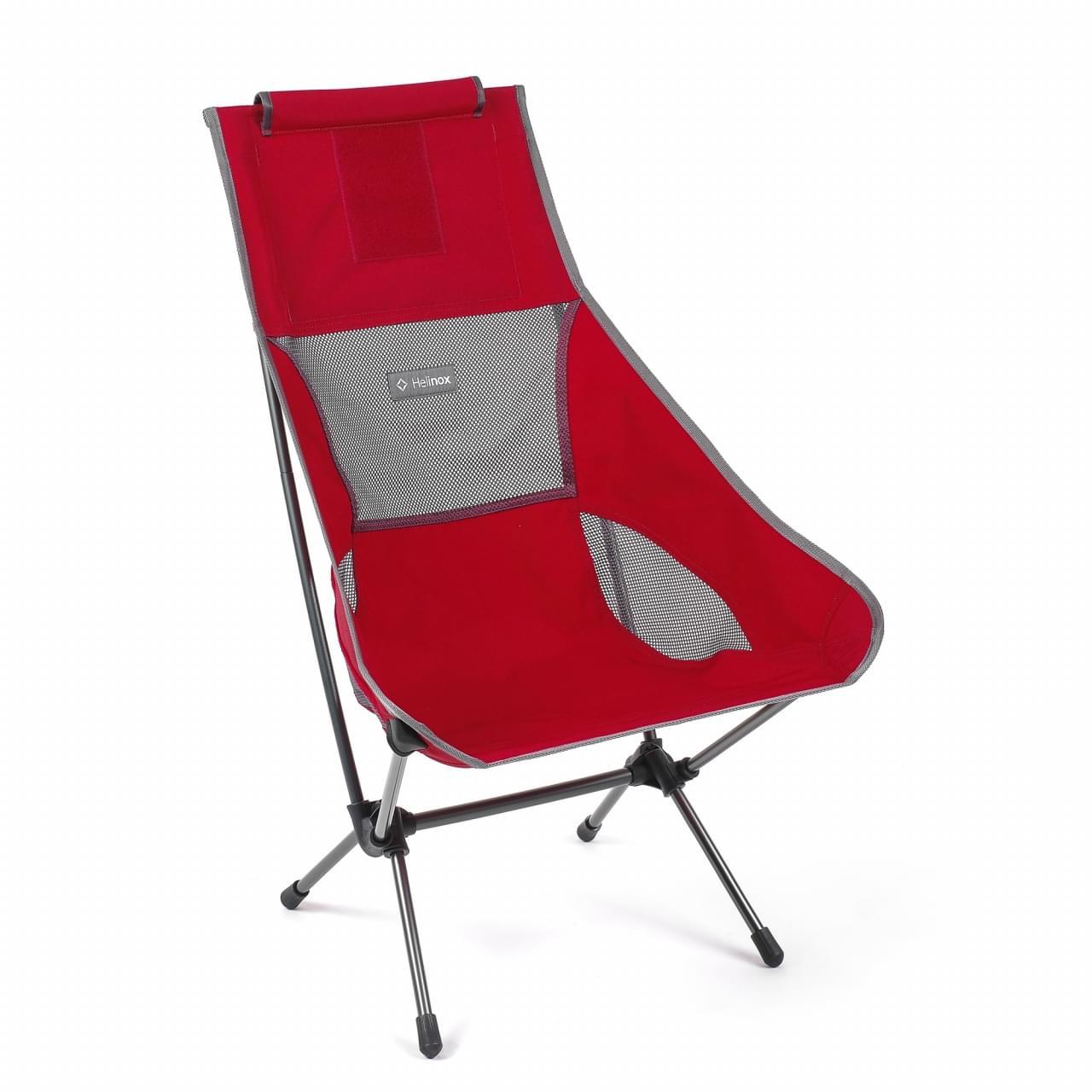 Helinox Chair Two Lichtgewicht Stoel Rood