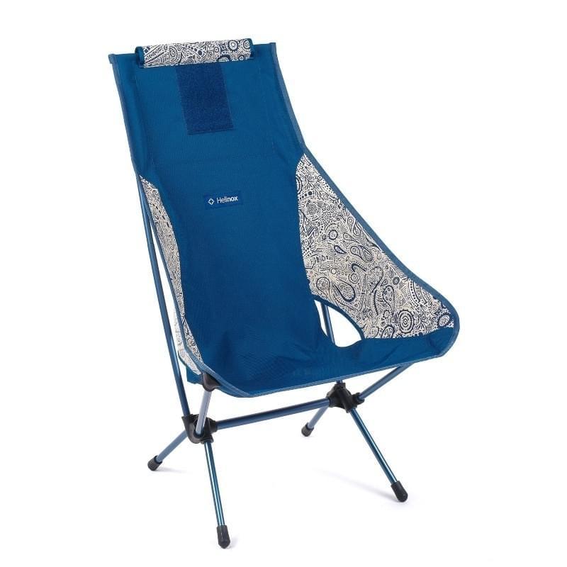 Helinox Chair Two Lichtgewicht Stoel Blauw