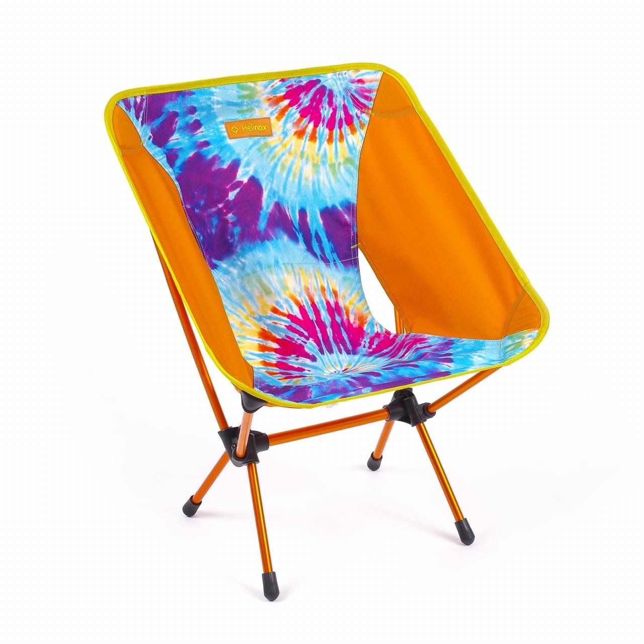 Helinox Chair One Lichtgewicht Stoel Oranje