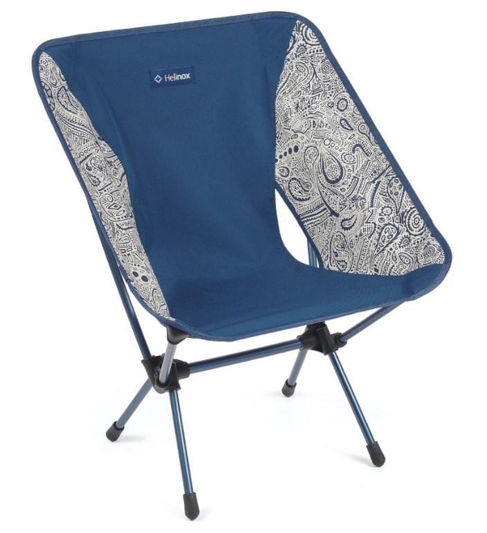 Helinox Chair One Lichtgewicht Stoel Blauw