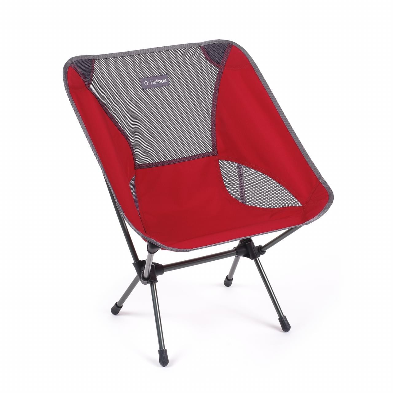 Helinox Chair One Lichtgewicht Stoel Rood
