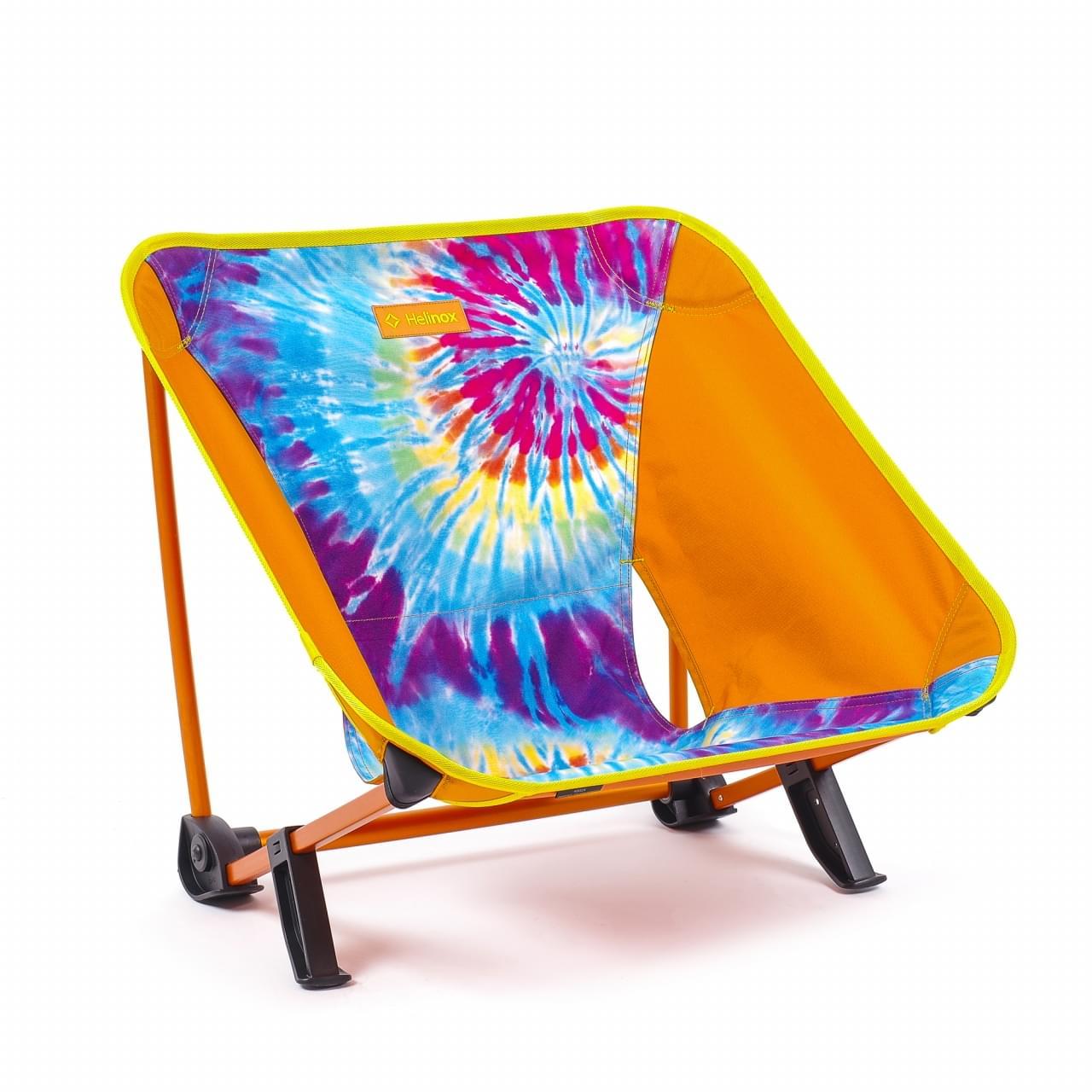 Helinox Incline Festival Chair Lichtgewicht Stoel Oranje