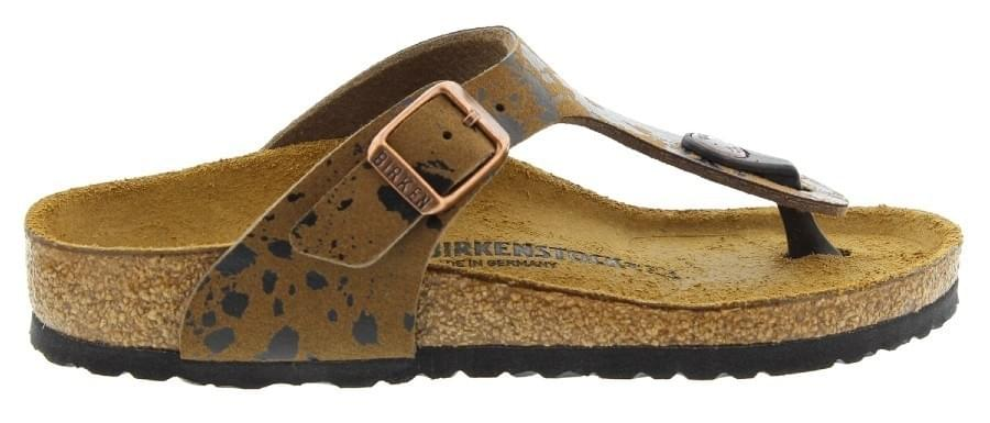 Birkenstock Gizeh Colour Spray Narrow Slipper Kids