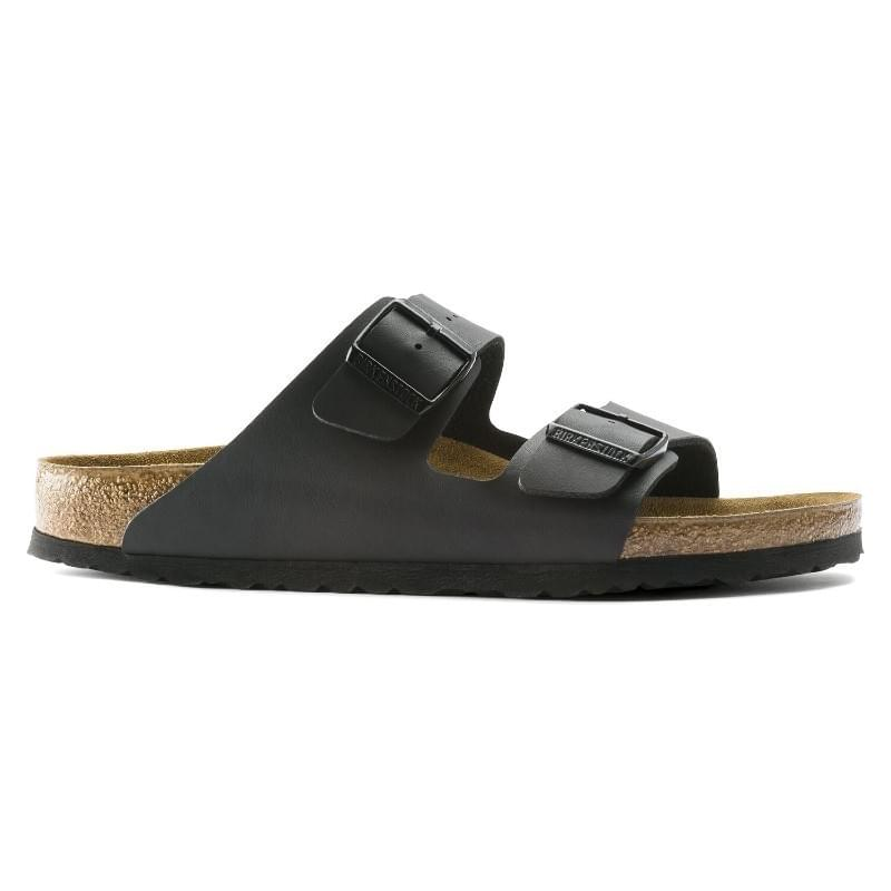 Birkenstock Arizona BF Narrow Slipper Dames Zwart
