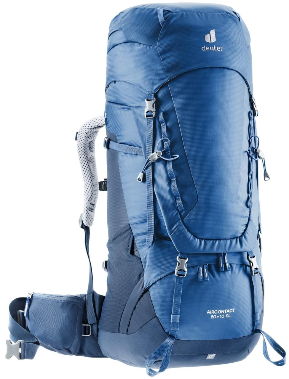 Deuter Aircontact 50 + 10 SL Backpack Blauw