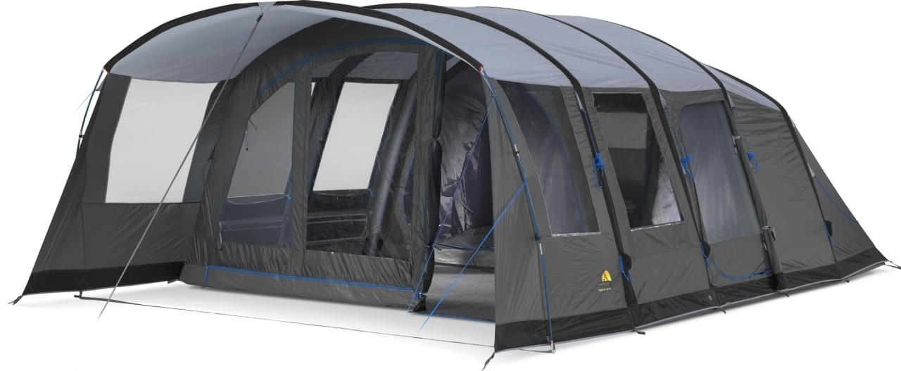 Safarica Pacific Reef 420 AIR - 5 Persoons Tent Grijs