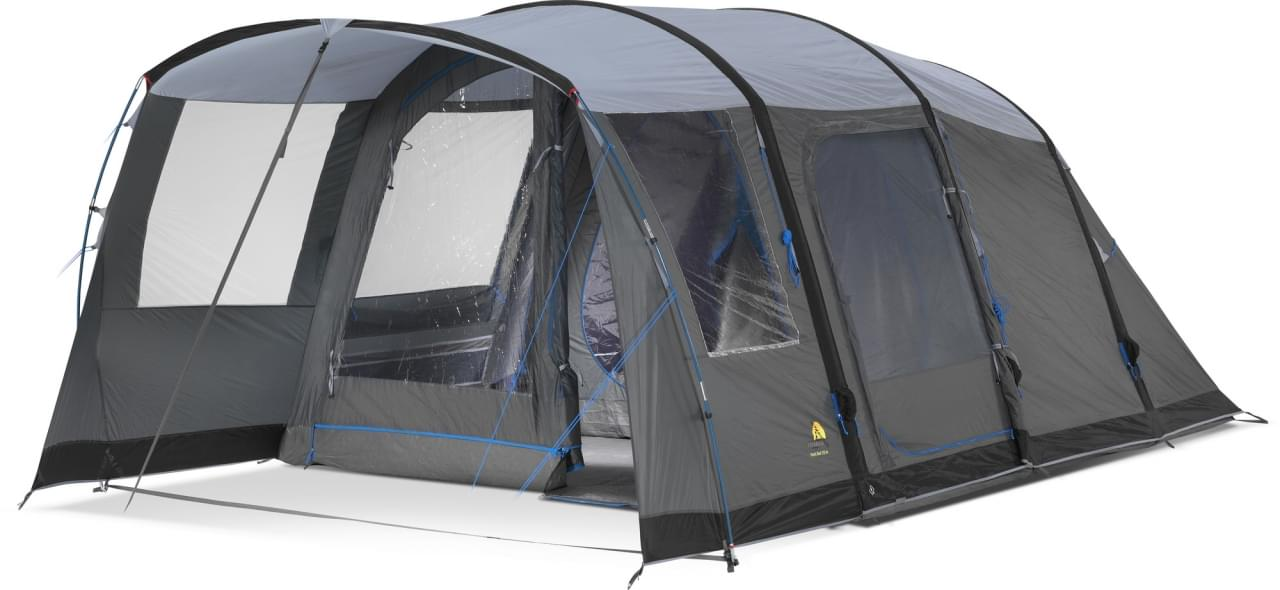 Safarica Pacific Reef 310 AIR - 4 Persoons Tent Grijs