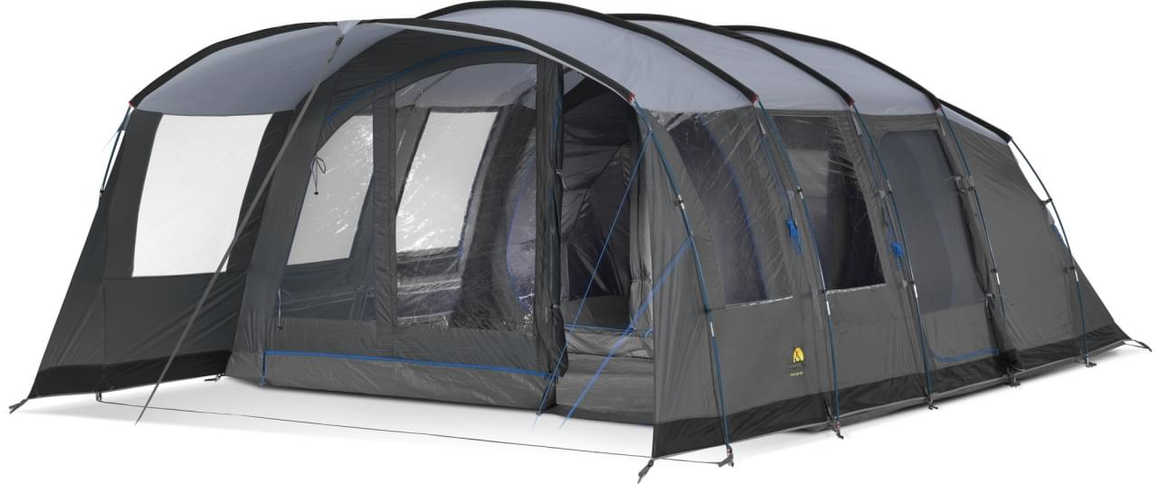 Safarica Pacific Reef 420 - 5 Persoons Tent Grijs