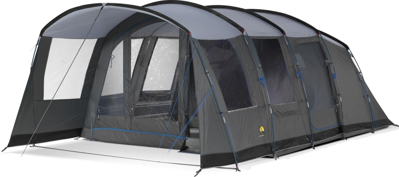 Safarica Pacific Reef 360 - 5 Persoons Tent Grijs