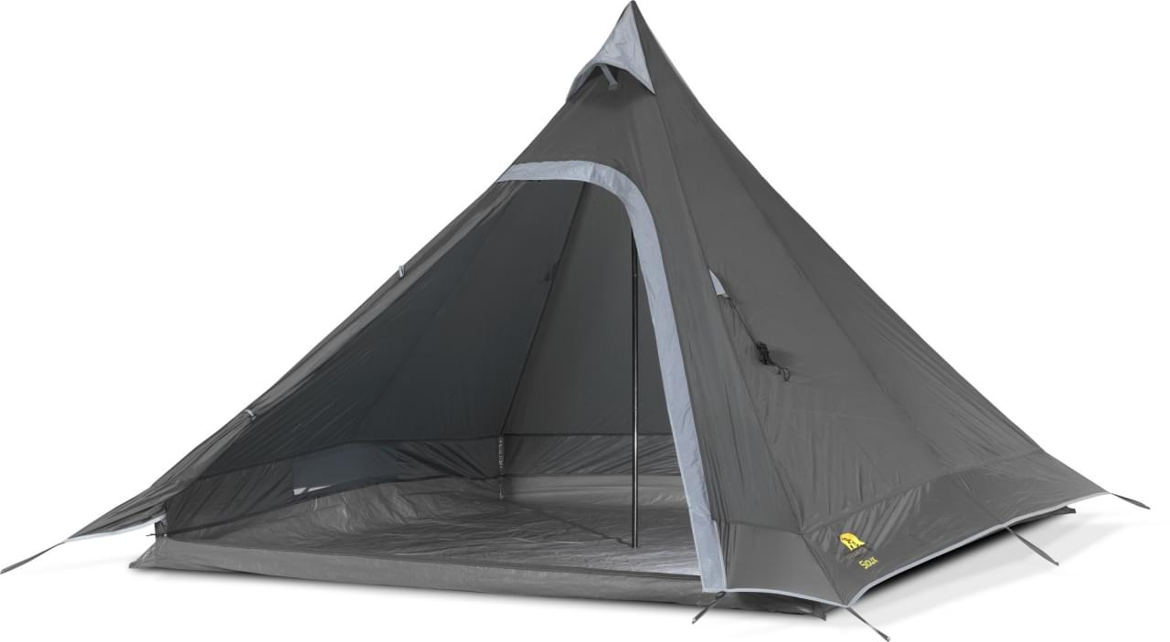 Safarica Sioux 260 - 4 Persoons Tent Grijs
