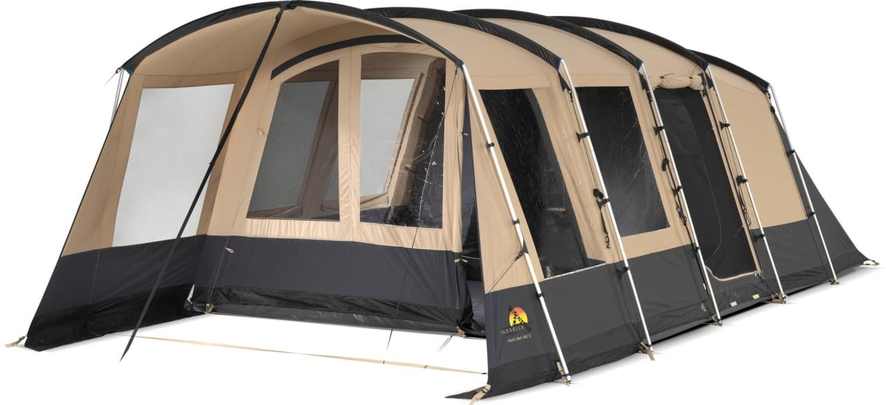 Safarica Pacific reef 360 TC - 5 Persoons Tent Grijs