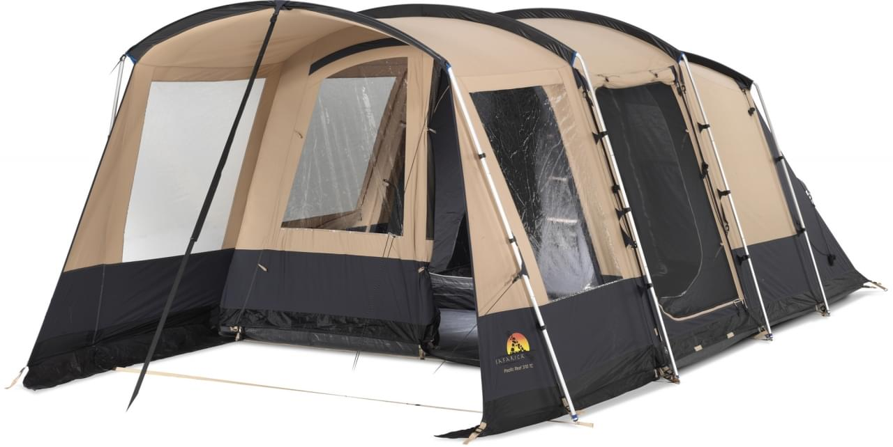 Safarica Pacific reef 310 TC - 4 Persoons Tent Grijs