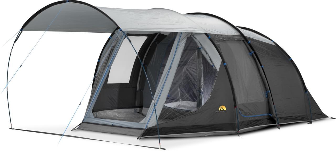 Safarica Blackhawk 300 deLuxe - 4 Persoons Tent Grijs
