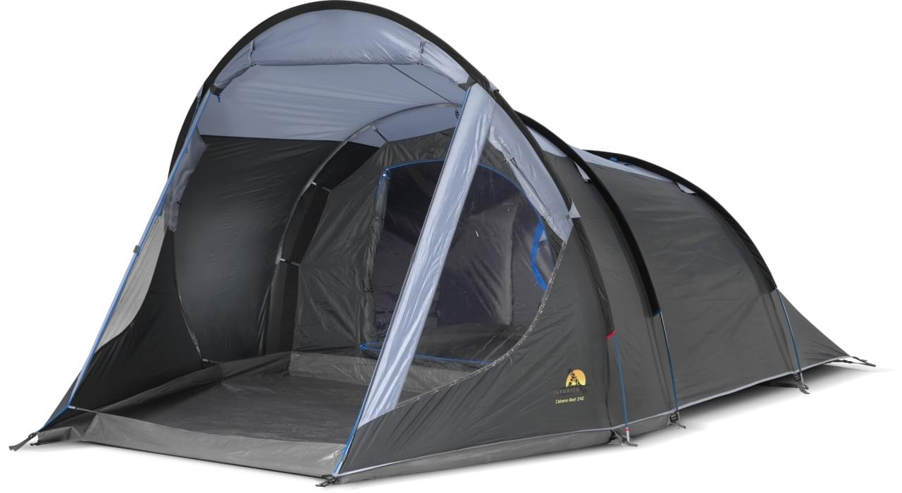 Safarica Cabana Reef 240 - 3 Persoons Tent Grijs