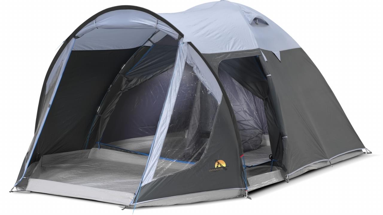 Safarica Laguna 300 - 4 Persoons Tent Grijs